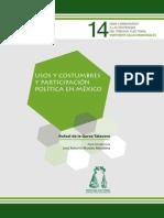 Usos y costumbres y participación política en México