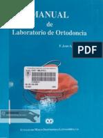 Manual de Laboratorio de Ortodoncia