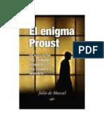 Abascal, Julio de - El Enigma Proust