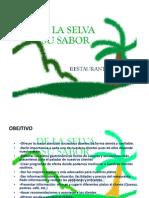 Restaurant de La Selva Su Sabor