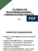 COMUNICACIONES MÓVILES-