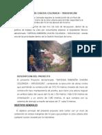 Defensa Ribereña Chacra Colorada