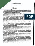 Delincuencia Común en Chile-Cooper