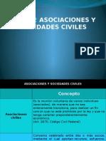 Unidad 2 Asociaciones y Sociedades Civiles