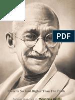 Famous Speeches of Mahatma Gandhi by VAMSHI KRISHNA