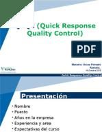 Curso QRQC Quick Response Quality Control