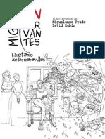Fanzine Miguel en Cervantes