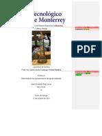Determinación de la alcalinidad de las aguas residuales