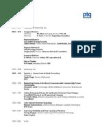 Refining India 2015--Updated Agenda on 7 October 2015