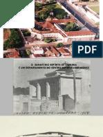 Uma Breve História Do Sanatório Espírita de Uberaba Com a Participação Dos Espiritas Maçons de Uberaba e Região