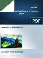 Antecedentes filosóficos del mindfulnes