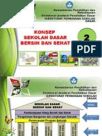 02 Konsep SD Bersih Dan Sehat