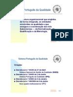 Sistema Português Da Qualidade