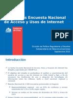 70% de los chilenos usa internet