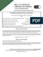 2008local Exam