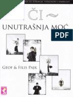 Či - unutrašnja moć - Džef Pajk i Filis Pajk