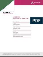 Executive Designation