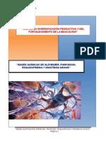 bases quimicas del alzheimer, parkison, esquizofrenia y miastenia g.