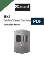 Isk4 Manual