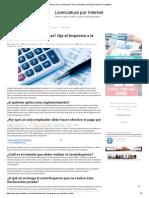 ¿Laboras para 2 empresas_ Ojo al Impuesto a la Renta _ Noticias Contables.pdf