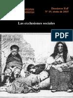 Dossieres ESF 19 Las Exclusiones Sociales
