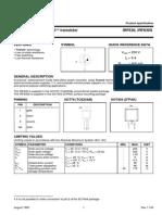 DATASHEET IRF630