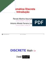 Matemática Discreta - Introdução