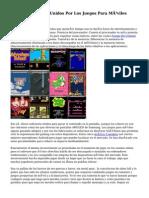 Nintendo Y DeNA, Unidos Por Los Juegos Para Móviles inteligentes