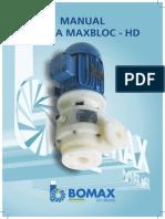 Manual Bomba MaxBloc - HD