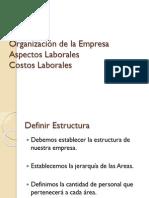 5ta Sesion_Organizacion y Aspectos Laborales