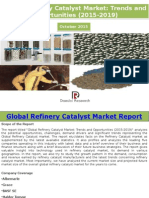 Global Refinery Catalyst Market
