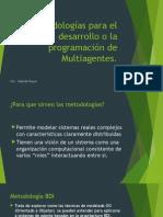 Metodologías Para El Desarrollo de Multiagentes_Gabriel_Hoyos