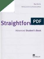 Straightforward Advanced - Student's Book