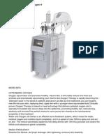 Pro 5in1 Hypeyperbaric Oxygen Rf Ultrasonic Bio Photon Skin Rejuvenation Machine