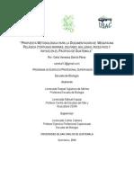Propuesta Metodológica para la documentación de avistamientos de Megafauna Pelágica en el Pacífico de Guatemala_2008
