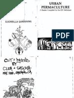 Guerilla Gardening - Urban Permaculture - 30pgs