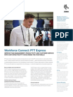 Workforce Connect PTT Express SS