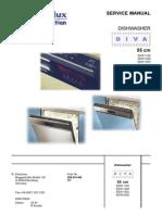 Electrolux Service Manual Engleza