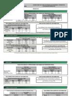 Tasas de Interés de Programas y Productos de Crédito