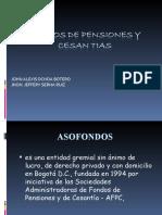 Expo Sic Ion Fondos de Pensiones y Cesan Tias