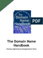 Domain Name Handbook v4