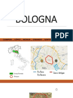 Expo de Historia Bologna