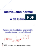 Normal o Gauss Adm(3)