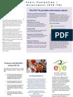 eye-ta parent pamphlet cbe 2013-14