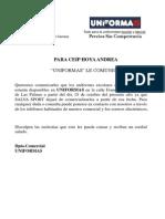 16Oct2015_CEIP_Cambio Tiendas Uniforme