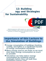 Lecture 12 Green Building Features