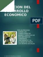 Medicion Del Desarrollo Economico