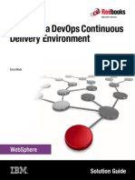 Liberty in a DevOps Continuous Delivery Environment