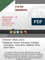 Tema 2 - Procesos - 2