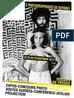 Dossier Rencontre Photographiques 2015